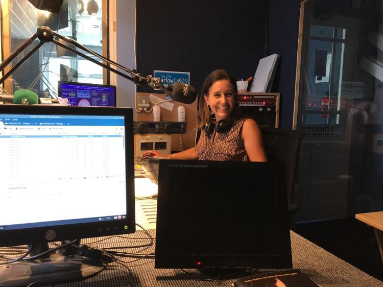 Radio Presenter at Marlow FM
